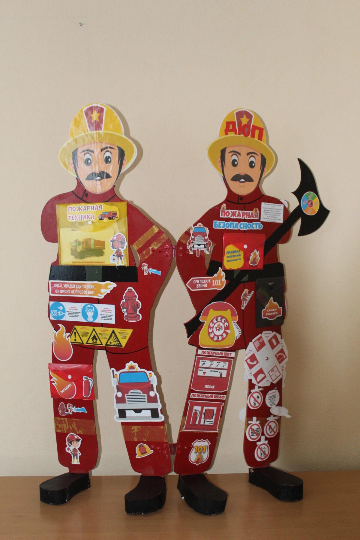 Поздравляем победителей XVII Всероссийского конкурса детско-юношеского творчества по пожарной безопасности «Неопалимая купина»!