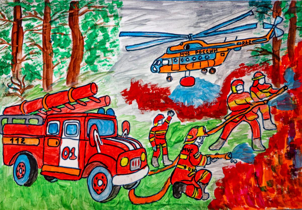 Завершился региональный этап конкурса  детского творчества, посвященный «Дню участников ликвидации последствий радиационных аварий и катастроф и памяти жертв этих аварий и катастроф».